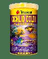 Tropical Cichlid color cíclidos omnívoros y carnívoros