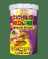 Cichlid red green medium