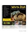 EXO TERRA worm dish comedero gusanos reptiles