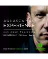 Evento Aquascaping Experience con Adam Paszczela