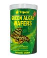 Tropical Green Algae Wafers galletas spirulina