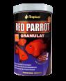 Red parrot granulat