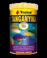 Tropical Tanganika escamas cíclidos africanos