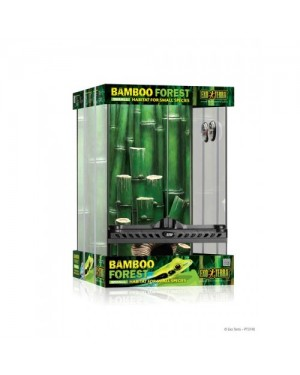 Exo terra Kit terrario Bamboo