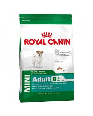 Royal Canin Mini Adult +8 años