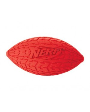Nerf Dog Tire Squeak Football