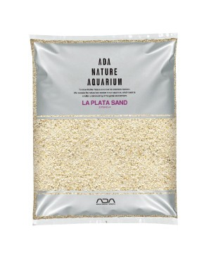 Arena para acuarios ADA La Plata Sand