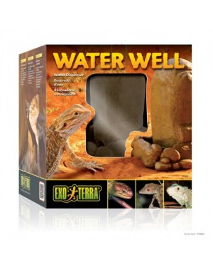 EXO TERRA Water Well dispensador agua reptiles