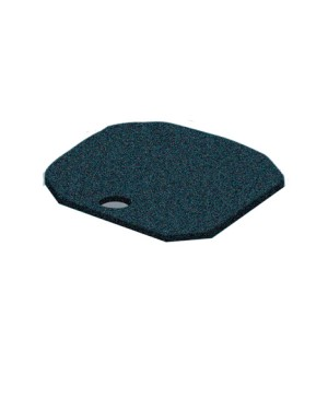 Esponja de carbón para filtro eheim Profesional 4+ 250, 350, 600 y 4e+ 350