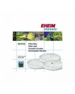 Esponja fina blanca para EHEIM classic 350, 2215
