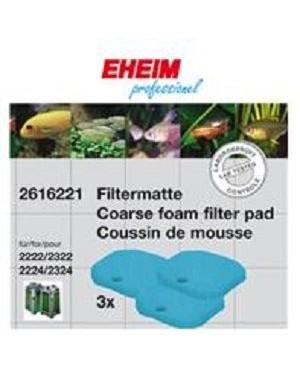 Esponjas filtrantes Azul para filtro exterior EHEIM