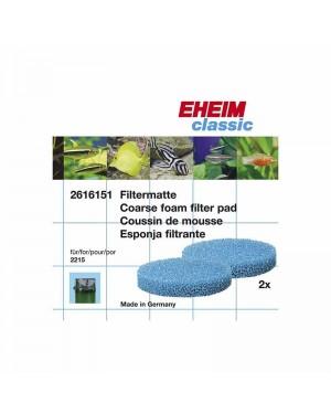 Esponja azul para EHEIM classic 350, 2215