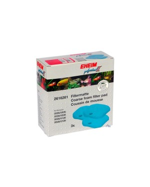 Esponjas filtrantes azul para EHEIM experience 350