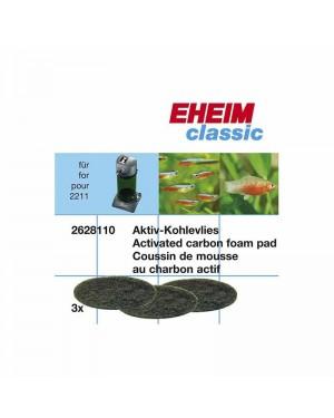 Esponja de carbón para EHEIM Classic 150, 2211