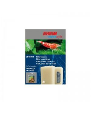 Esponjas para EHEIM Aquastyle 16, 24, 35