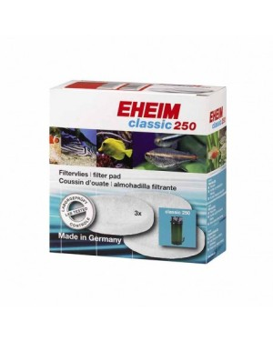 Esponja fina blanca para EHEIM Classic 250, 2213