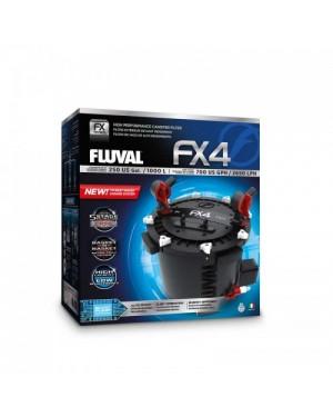 Fluval FX 4 2650 L/H Filtro externo para acuarios hasta 950 Litros