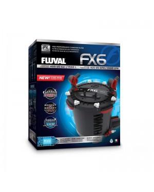 Fluval FX 6 3500 L/H Filtro externo para acuarios hasta 1500 Litros