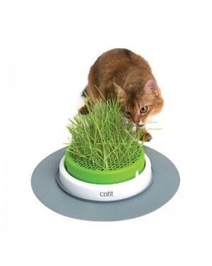 Catit senses 2.0 geminador hierba gatera para gatos