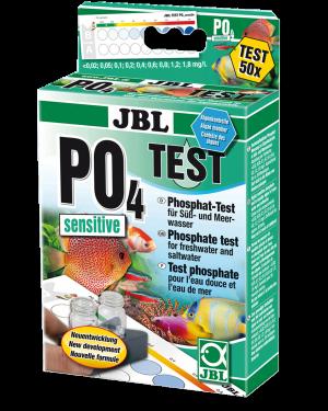 JBL PO4 test de fosfatos acuarios agua dulce