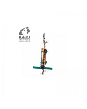 Hari percha y tubo de forraje