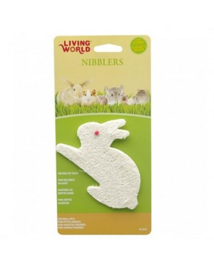 Figura madera color Living world nibblers