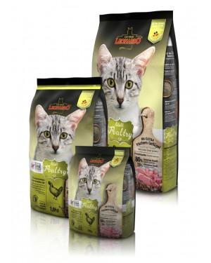 Pienso para gatos Leonardo Adult-Poultry