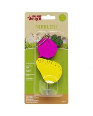 Remolacha y pera sticks Living world nibblers