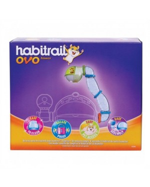 Tower pack habitrail ovo