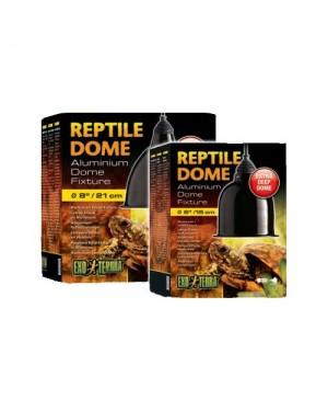 EXO TERRA reptile dome portalámpara aluminio