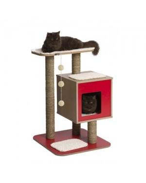 Rascador vesper para gatos v-base