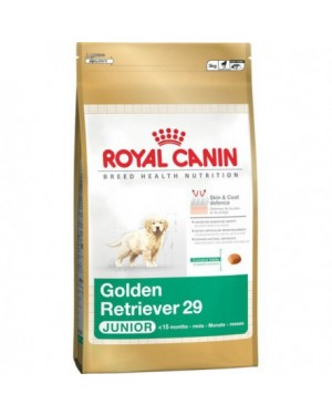 Royal Canin Golden Retriever Junior 29