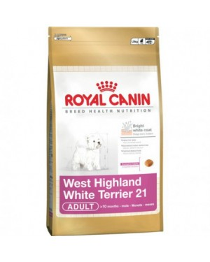Royal Canin West Highland White Terrier 21