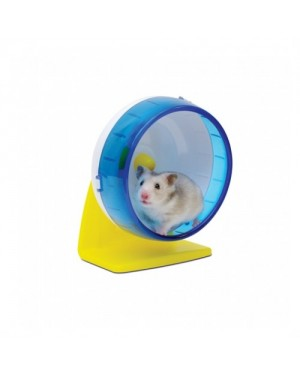 Rueda ejercicio hamster Living world