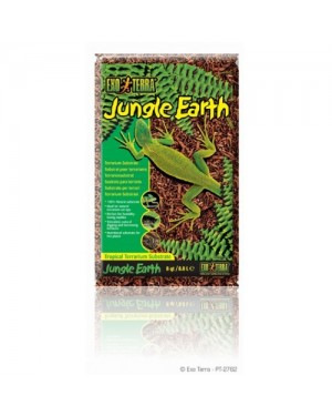 EXO TERRA SUSTRATO TROPICAL JUNGLE EARTH