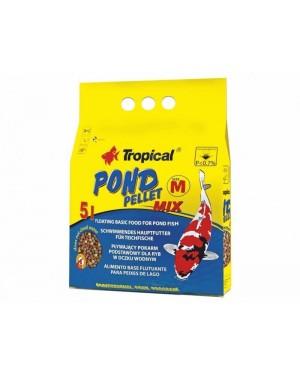 Pond pellet mix