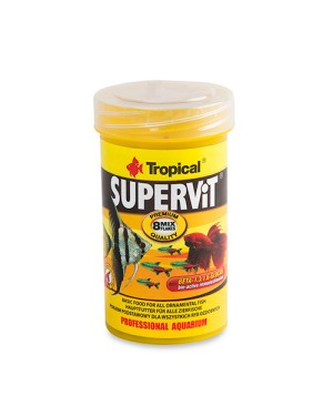 Tropical Supervit granulat alimento en gránulos