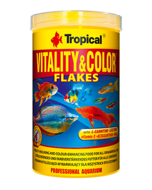 Tropical Vitality color escamas