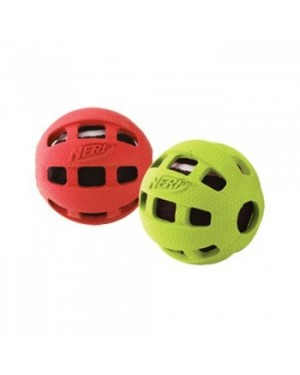 Rubber encased pelota tennis