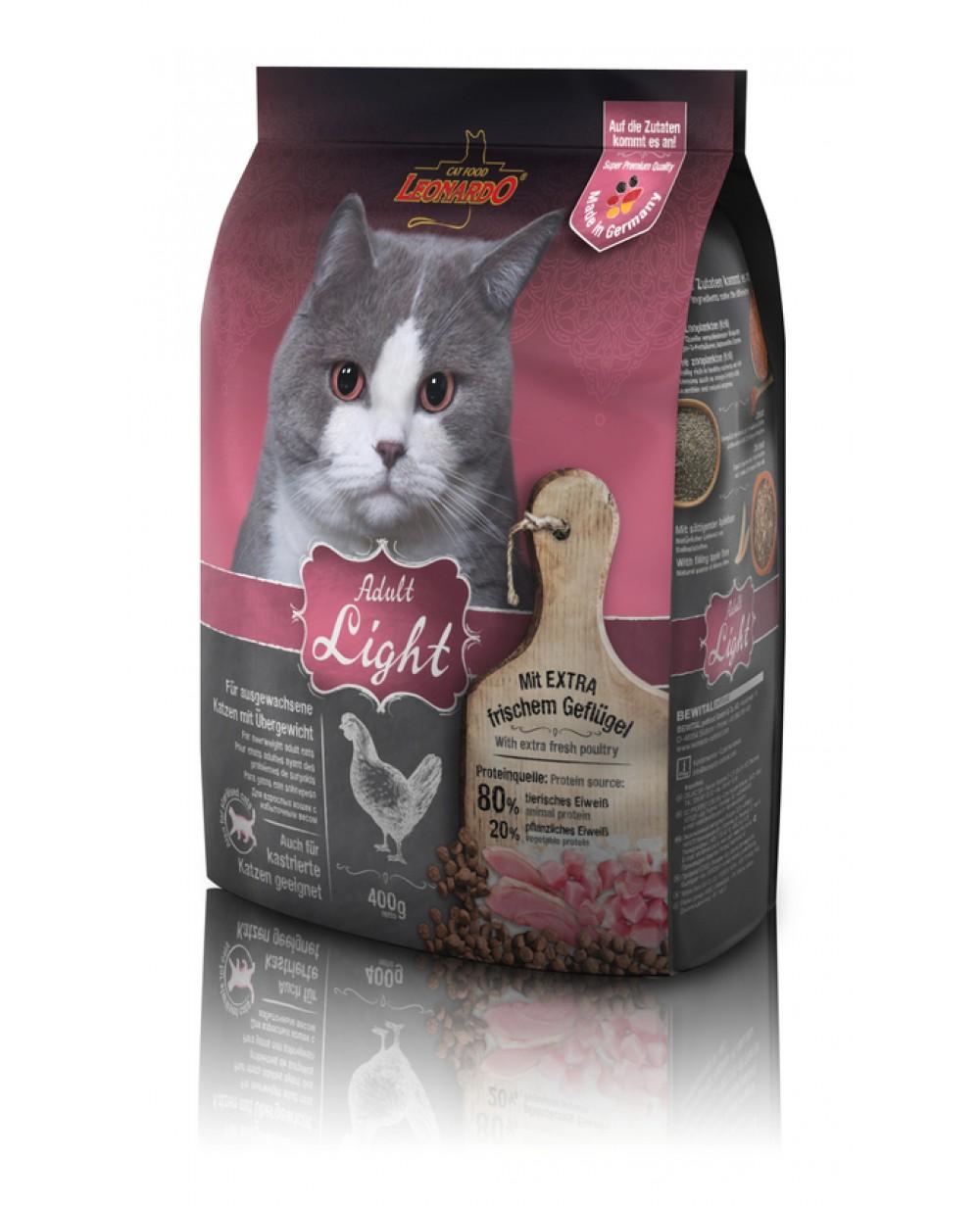 Leonardo light pienso para gatos esterilizados tropican - Alimento para gatos esterilizados ...
