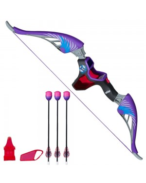 Lanzador Nerf Rebelle Agent Bow