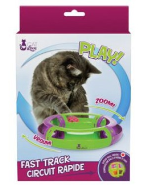 Cat love play fast track