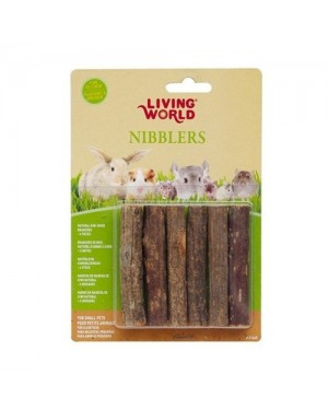 Kiwi sticks  Living world nibblers