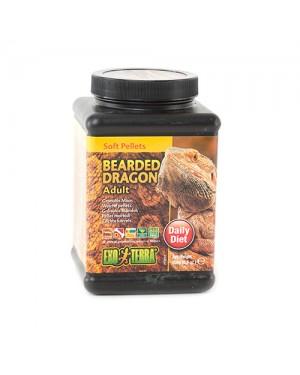 EXO TERRA alimento dragón barbudo pogona adulto