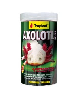 Alimento para axolot