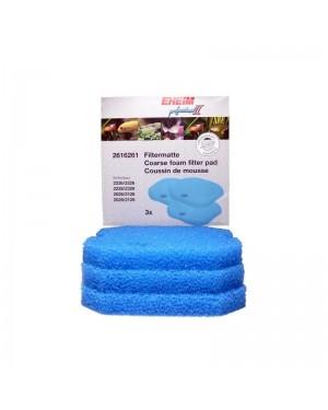 Esponjas filtrantes azul para EHEIM Profesional