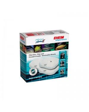 Esponjas filtrantes blancas para EHEIM profesional, profesional II y experience 350