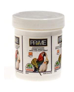 Prime vitaminas minerales aminoácidos para pájaros