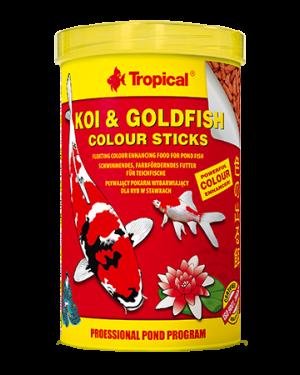 Koi  goldfish color stick bag