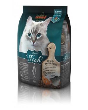 Pienso para gatos adultos Leonardo Pescado